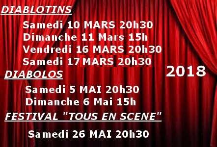 Dates 2019