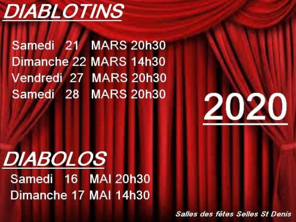 Dates 2023
